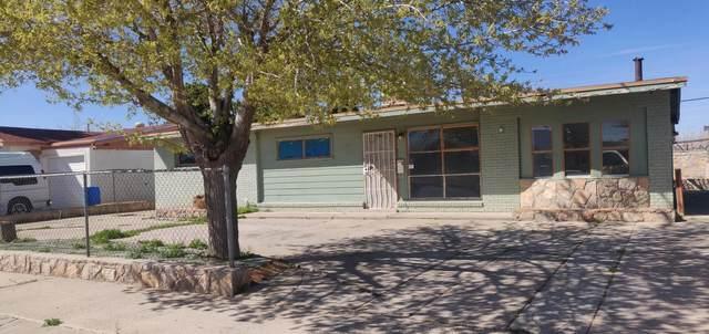 4941 Vulcan Avenue, El Paso, TX 79904 (MLS #824679) :: Preferred Closing Specialists