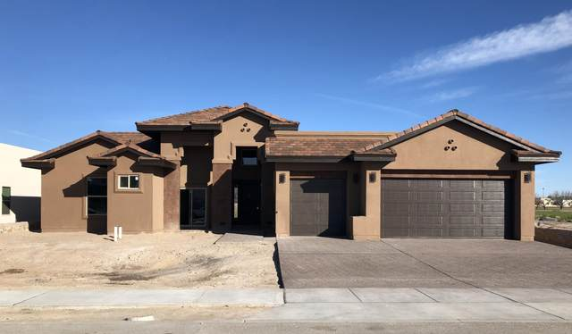 5832 Valley Palm Drive, El Paso, TX 79932 (MLS #824697) :: The Purple House Real Estate Group