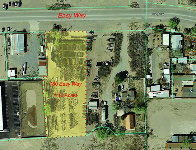 180 Easy Way, El Paso, TX 79932 (MLS #824704) :: Preferred Closing Specialists