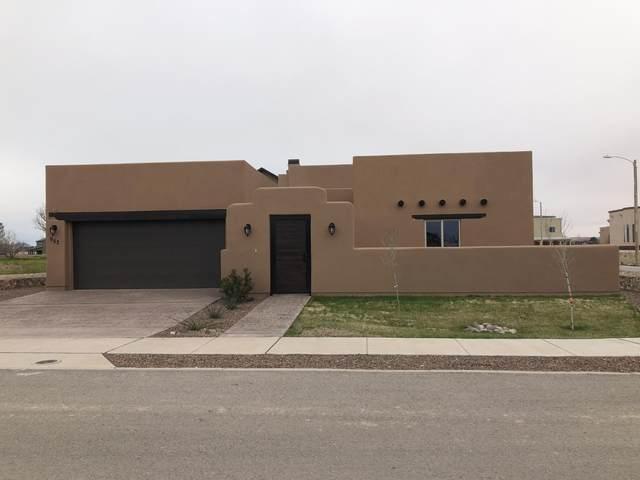 952 Abe Goldberg Drive, El Paso, TX 79932 (MLS #824709) :: The Purple House Real Estate Group