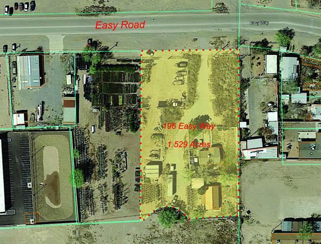 196 Easy Way, El Paso, TX 79932 (MLS #824710) :: Preferred Closing Specialists