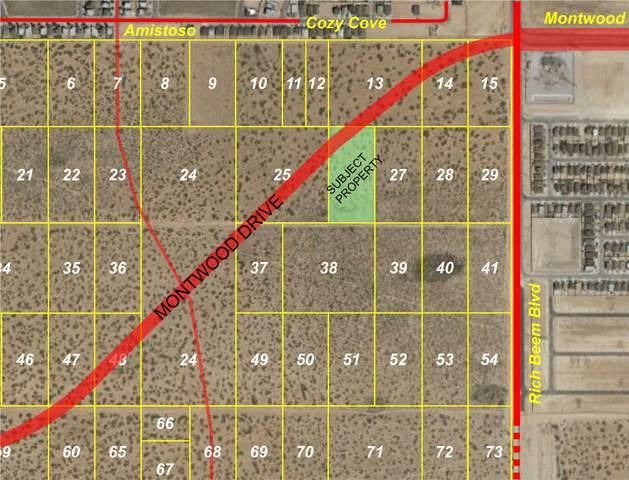 13520 Montwood Drive, El Paso, TX 79928 (MLS #824721) :: Preferred Closing Specialists
