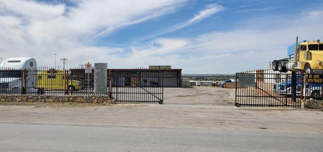 999 Peyton Road, Socorro, TX 79927 (MLS #824774) :: The Purple House Real Estate Group