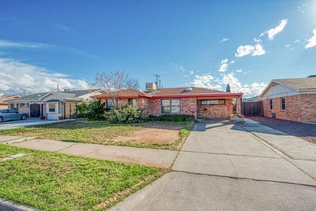 5520 Pembroke Lane, El Paso, TX 79924 (MLS #824793) :: Mario Ayala Real Estate Group
