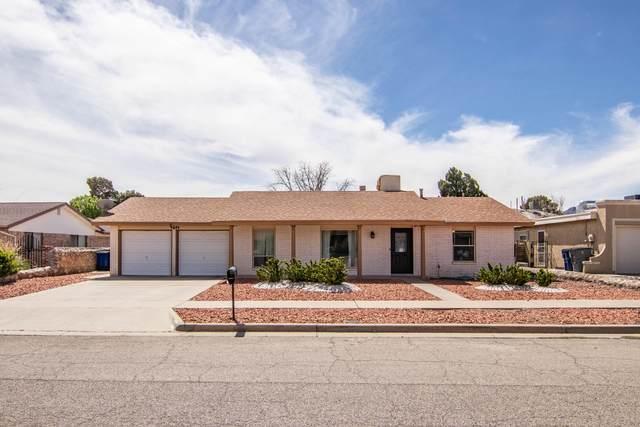 4644 R T Cassidy Drive, El Paso, TX 79924 (MLS #824853) :: Preferred Closing Specialists