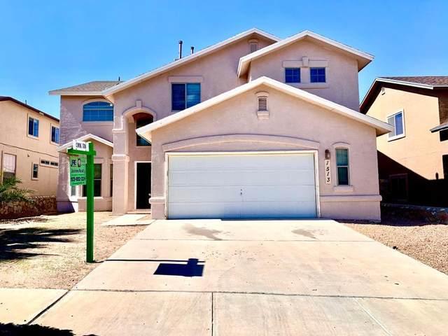 1513 Luz De Sol Drive, El Paso, TX 79912 (MLS #824873) :: Preferred Closing Specialists