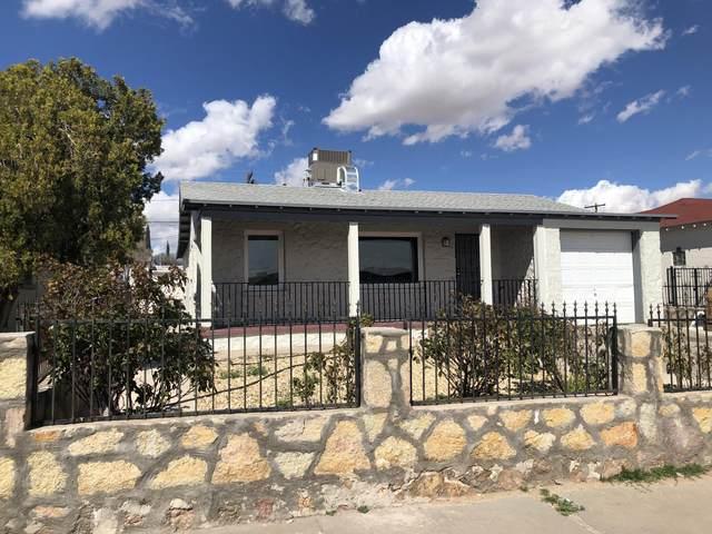 3417 Idalia Avenue, El Paso, TX 79930 (MLS #824891) :: Preferred Closing Specialists