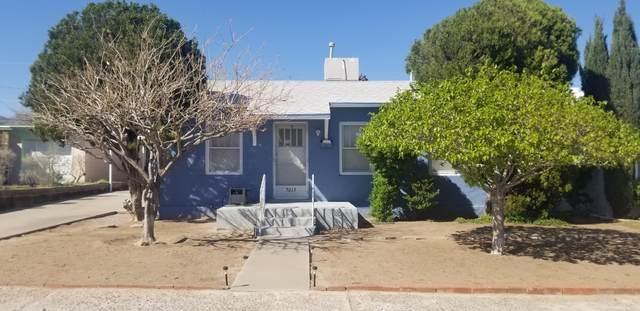 3013 Mountain Avenue, El Paso, TX 79930 (MLS #824906) :: Preferred Closing Specialists