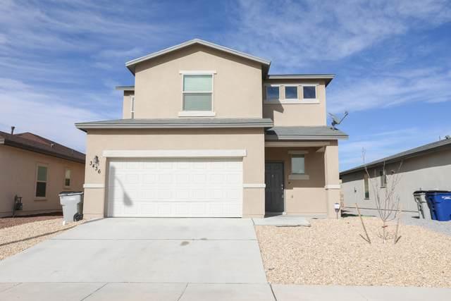 3436 David Palacio Drive, El Paso, TX 79938 (MLS #824918) :: Preferred Closing Specialists