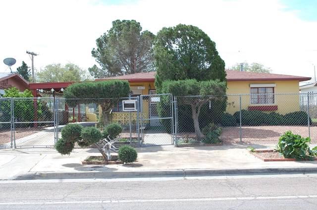 4942 Tetons Drive, El Paso, TX 79904 (MLS #824955) :: Preferred Closing Specialists
