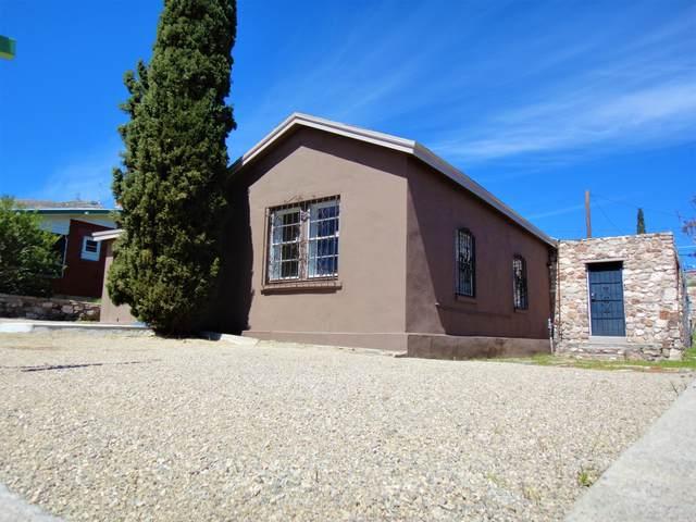 2505 San Jose Avenue, El Paso, TX 79930 (MLS #824960) :: Preferred Closing Specialists