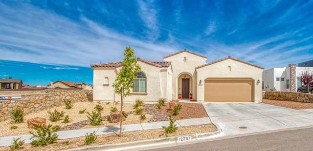 12297 Biddleston Drive, El Paso, TX 79928 (MLS #825088) :: The Matt Rice Group