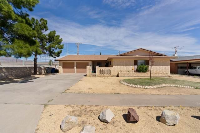 5108 La Taste Avenue, El Paso, TX 79924 (MLS #825122) :: Preferred Closing Specialists