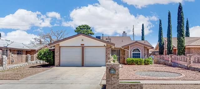 4824 Maureen Circle, El Paso, TX 79924 (MLS #825133) :: Preferred Closing Specialists