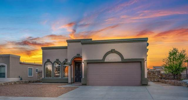14340 Desert Cactus Drive, Horizon City, TX 79928 (MLS #825138) :: Preferred Closing Specialists
