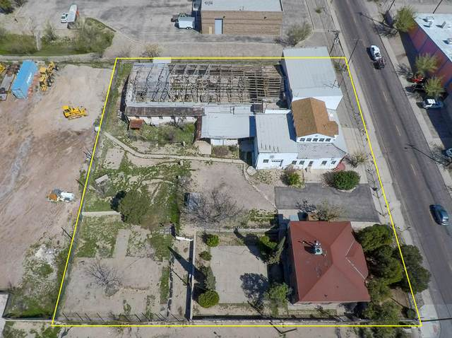 305 N N. Clark Drive, El Paso, TX 79905 (MLS #825149) :: Preferred Closing Specialists