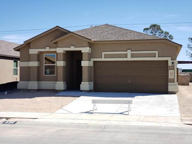 336 Canyon Vista Drive, Horizon City, TX 79928 (MLS #825153) :: Preferred Closing Specialists