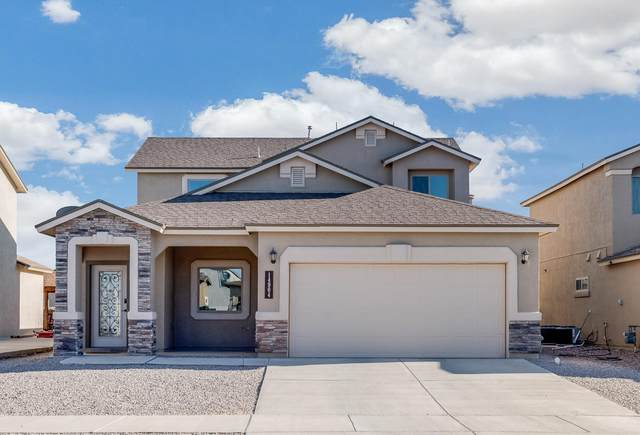 14904 Brandon Wolfram Court, El Paso, TX 79938 (MLS #825216) :: Preferred Closing Specialists