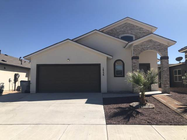 14736 Orsten Artis Avenue, El Paso, TX 79938 (MLS #825223) :: Preferred Closing Specialists