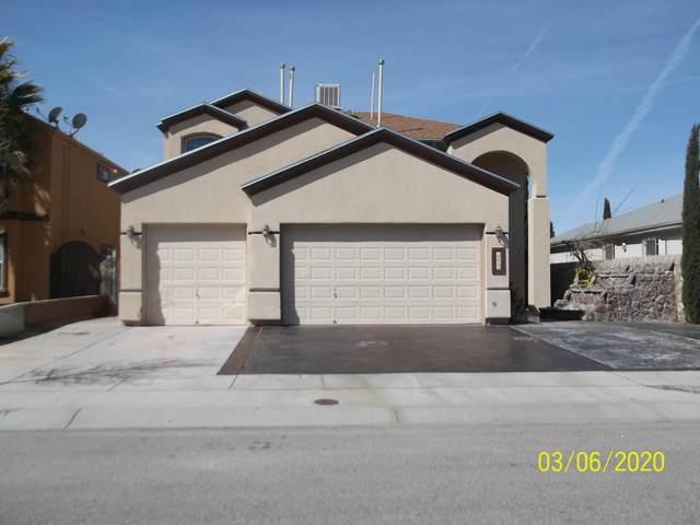 3121 Tierra Tuna Drive, El Paso, TX 79938 (MLS #825239) :: Preferred Closing Specialists