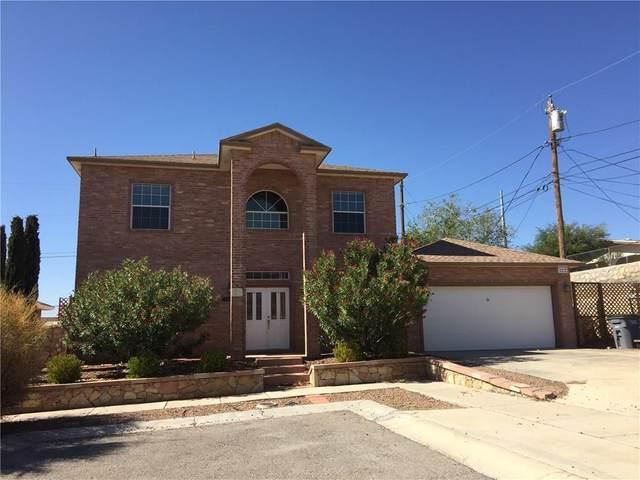 4058 Tibuni Place, El Paso, TX 79904 (MLS #825240) :: Preferred Closing Specialists