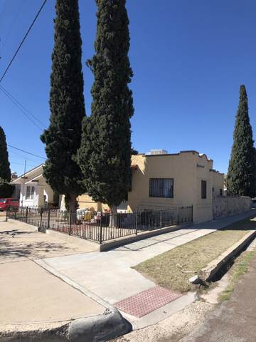 1719 N Stevens Street, El Paso, TX 79903 (MLS #825264) :: Preferred Closing Specialists