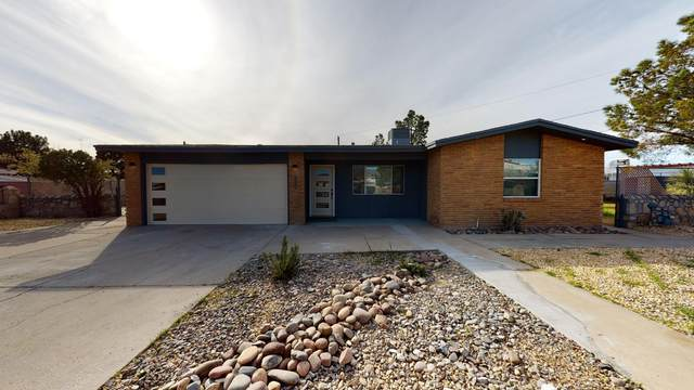 321 Roxanna Avenue, El Paso, TX 79932 (MLS #825340) :: Preferred Closing Specialists