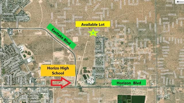 0 Ava, Horizon City, TX 79928 (MLS #825381) :: Preferred Closing Specialists