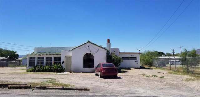 165 N Glenwood Street, El Paso, TX 79905 (MLS #825388) :: Jackie Stevens Real Estate Group brokered by eXp Realty