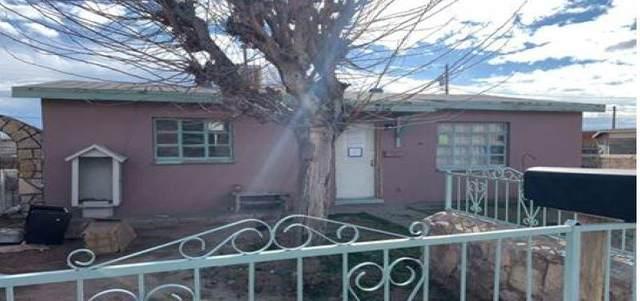 712 Dolan Street, El Paso, TX 79905 (MLS #825432) :: Preferred Closing Specialists