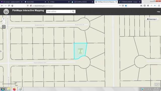 0 Hannonmont, Horizon City, TX 79928 (MLS #825440) :: Preferred Closing Specialists