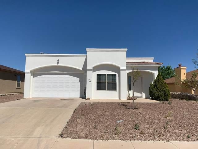 156 Casas Lindas Lane, Santa Teresa, NM 88008 (MLS #825450) :: The Matt Rice Group