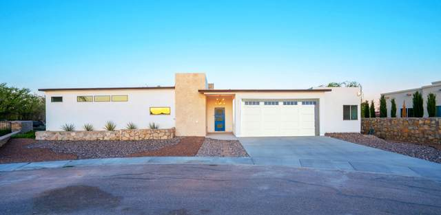 5832 Spanish Place, El Paso, TX 79932 (MLS #825459) :: Preferred Closing Specialists