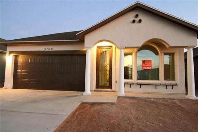 13658 Bradford, El Paso, TX 79928 (MLS #825465) :: The Matt Rice Group