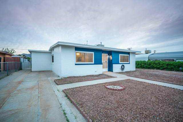 8511 Mount Scott Drive, El Paso, TX 79904 (MLS #825466) :: Preferred Closing Specialists