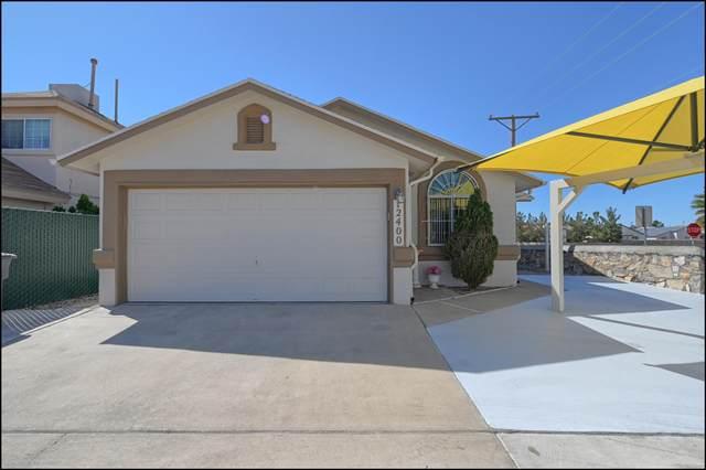 12400 Tierra Alamo Drive, El Paso, TX 79938 (MLS #825472) :: The Matt Rice Group