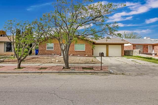 11533 Meadowbrook Drive, El Paso, TX 79936 (MLS #825473) :: The Matt Rice Group