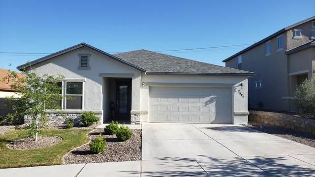 7521 Red Cedar Drive, El Paso, TX 79911 (MLS #825481) :: Preferred Closing Specialists