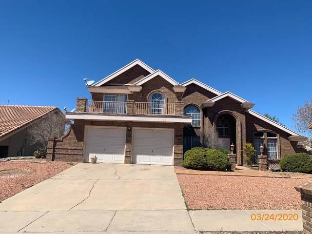 5641 Cortina Drive, El Paso, TX 79912 (MLS #825495) :: Preferred Closing Specialists