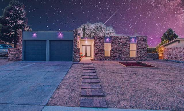 2129 Anise Drive, El Paso, TX 79935 (MLS #825499) :: Preferred Closing Specialists