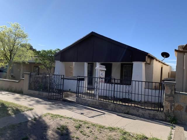 2612 Idalia Avenue, El Paso, TX 79930 (MLS #825501) :: Preferred Closing Specialists