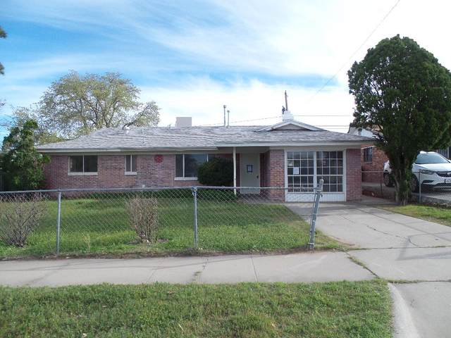 4816 Junction Avenue, El Paso, TX 79924 (MLS #825505) :: Preferred Closing Specialists