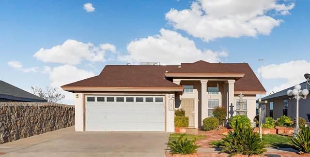 3628 Alline Place, El Paso, TX 79936 (MLS #825508) :: Preferred Closing Specialists