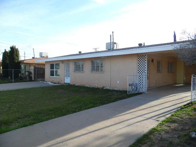 8713 Mount Baldy Drive, El Paso, TX 79904 (MLS #825510) :: Preferred Closing Specialists