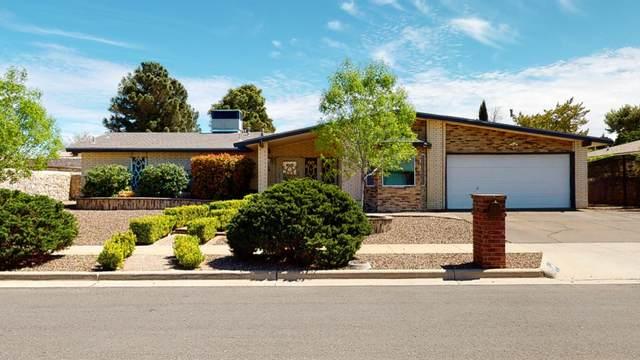 1808 Vista Real Drive, El Paso, TX 79935 (MLS #825511) :: Preferred Closing Specialists