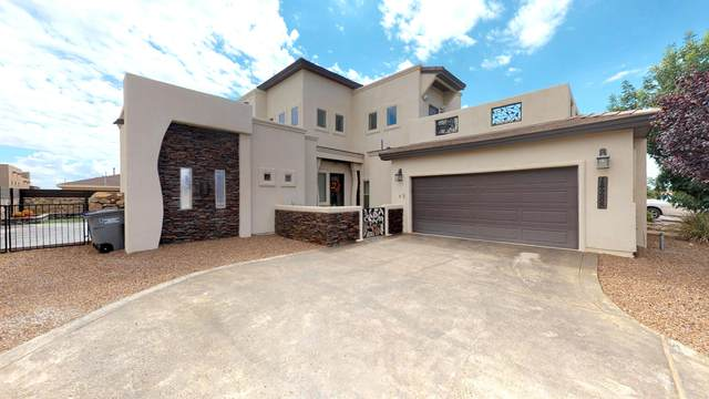 14288 Hunter Creek Drive, El Paso, TX 79938 (MLS #825514) :: The Purple House Real Estate Group