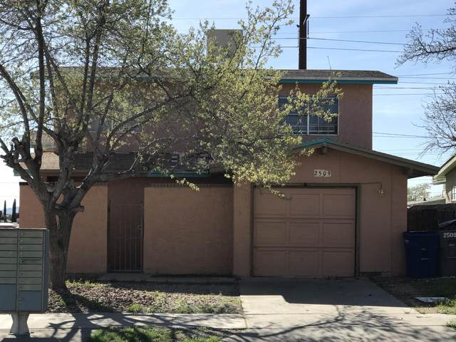 2509 Red Sails Dr Drive, El Paso, TX 79936 (MLS #825520) :: Preferred Closing Specialists