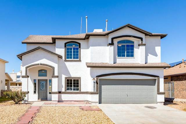 12837 Tierra Lince Drive, El Paso, TX 79938 (MLS #825521) :: The Purple House Real Estate Group