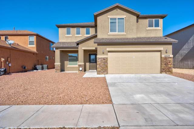 14629 Sunny Land, El Paso, TX 79938 (MLS #825522) :: The Purple House Real Estate Group