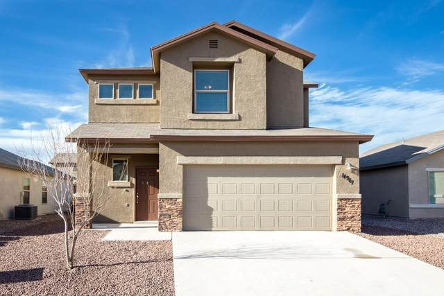 14961 Louis Baudoin, El Paso, TX 79938 (MLS #825523) :: The Purple House Real Estate Group